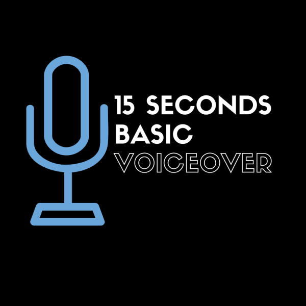 Custom Basic Voice Liner 15 seconds