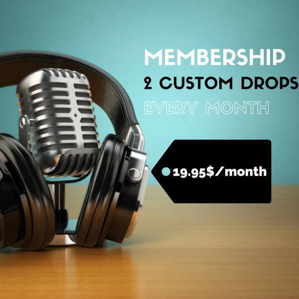 membership dj drop