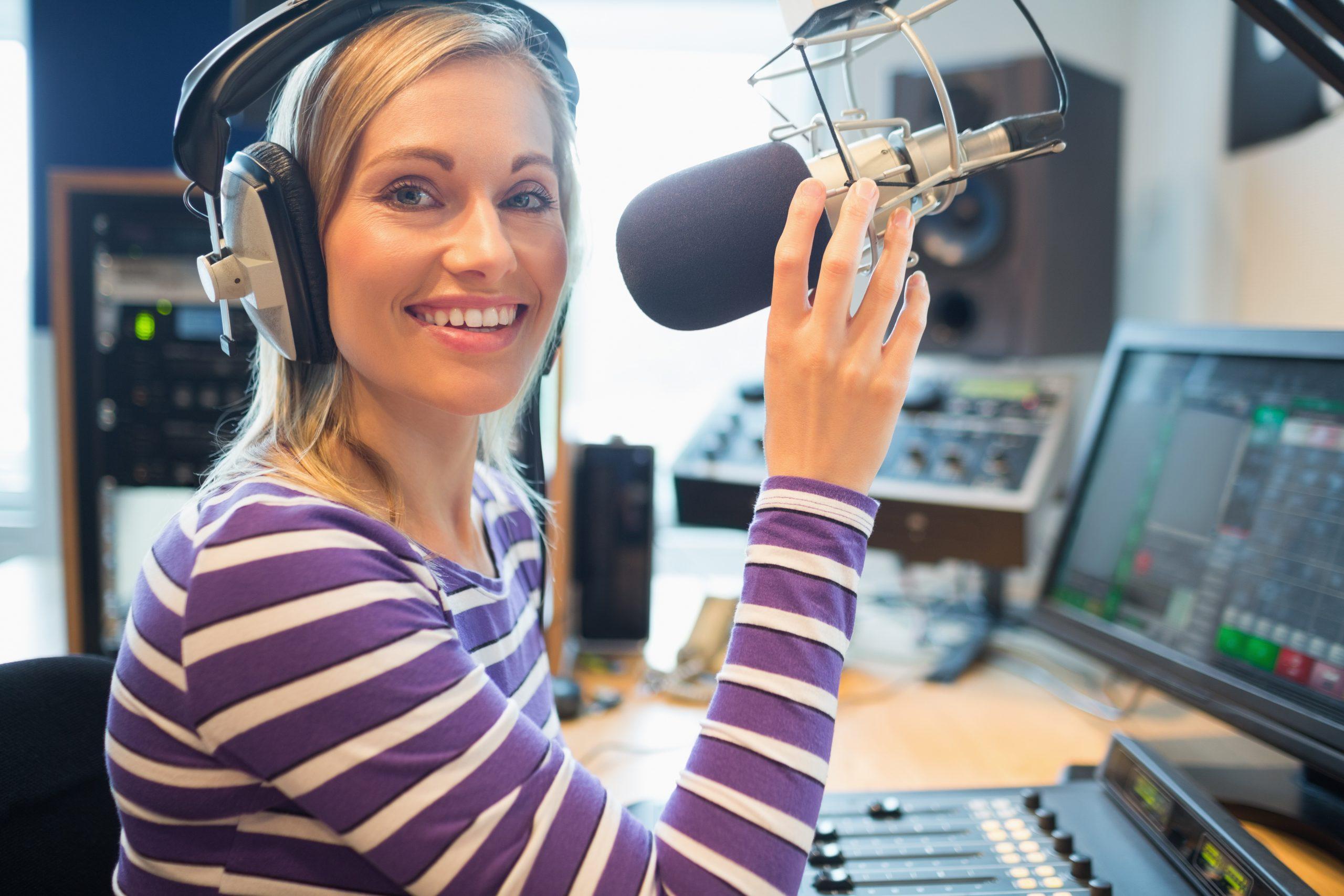 radio show DJ