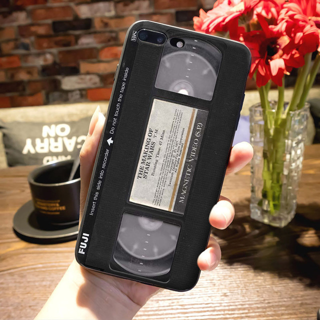 Maiyaca Cartoon Hand Dj Turn Table Mix Tape Camera Fashion Design Phone Case For Apple Iphone 8 7 6 6s Plus X 5 5s Se 5c Case Dj Drops And Jingles